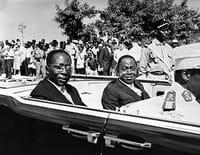 Le jour où le sud a gagné sa liberté : L'Afrique française
