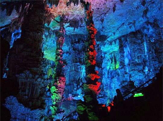 Grotte de la flûte de roseau