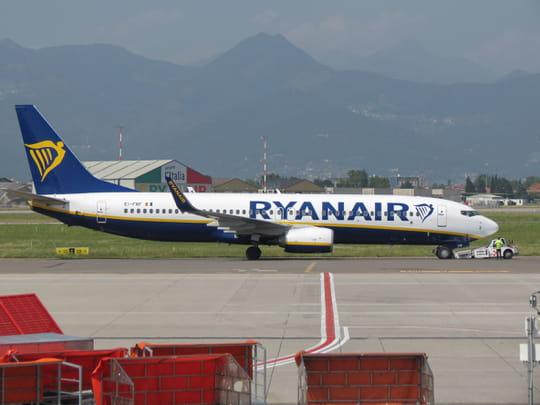 Ryanair: suppression de la quasi-totalité des vols à partir du 24mars, infos