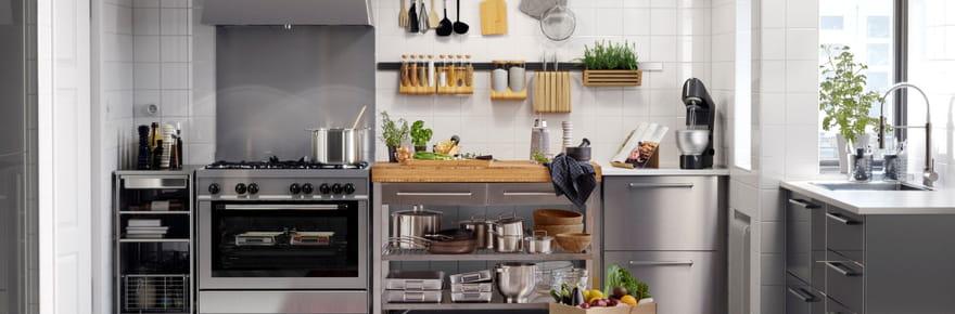 Cuisine Ikea 2017: des cuisines qui donnent envie de mitonner