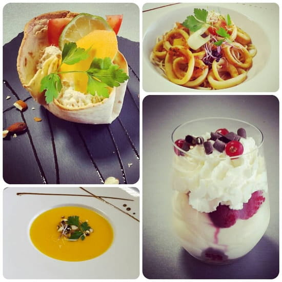 Restaurant : Restaurant le M