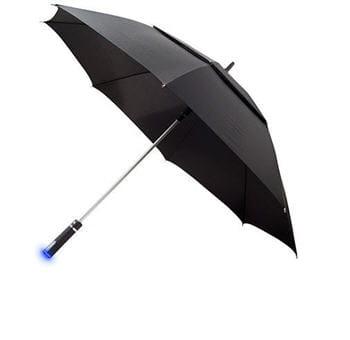 ce parapluie permet de prédire la pluie ainsi que son intensité.