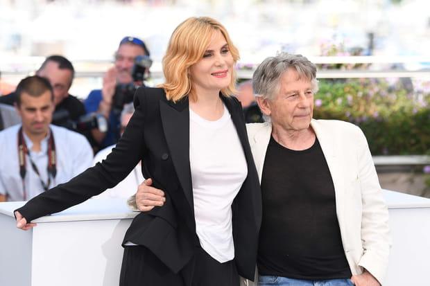 Roman Polanski et Emmanuelle Seigner