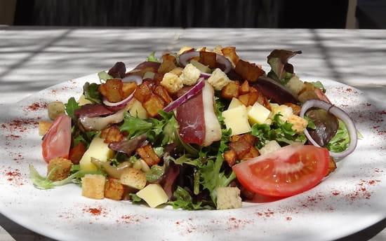 Mcafé Monplaisir  - Salade repas -