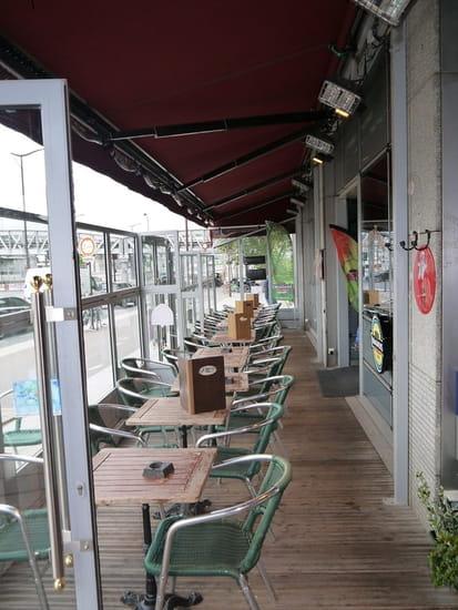 Le Café Gourmand  - terrasse café gourmand -   © café gourmand