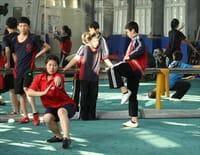 Taïwan, les kung-fu girls
