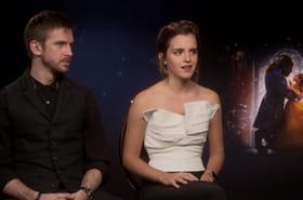 Emma Watson et Dan Stevens nous parlent de La Belle et la Bête