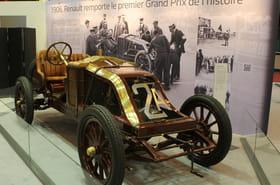 Rétromobile : de légendaires Renault de course en images