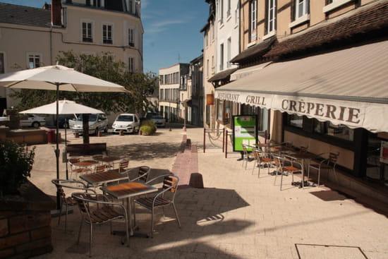 Restaurant : Restaurant la Bûcherie  - Terrasse -   © Bucherie