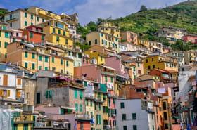 Les Cinque Terre : escapade à flanc defalaises en Italie