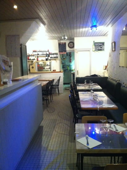 Le Bar des Capus  - le bar des Capucins -   © LR