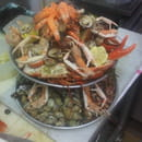 Restaurant de la mer  - nos fruits de mer -