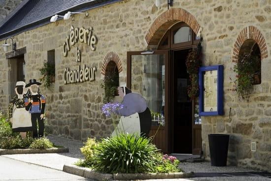 Crêperie la Chandeleur  - joli photo souvenir de bretagne -   © macel