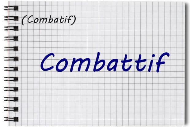 """""""Combattif"""" voit double"""