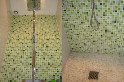 Construire Une Douche A L Italienne