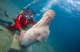 Le musée subaquatique de Marseille en images