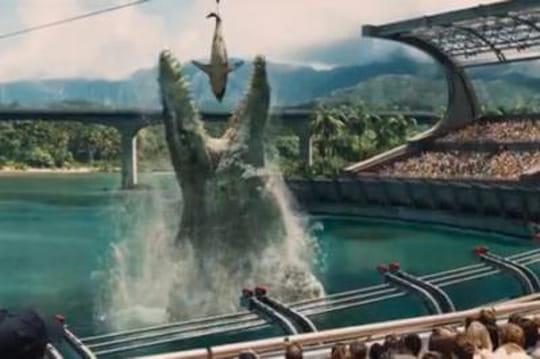 Jurassic World: lespremières images dunouveau Jurassic Park [BANDEANNONCE]