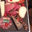 La Part de l'Ange  - Ardoise de fromages et/ou charcuterie -
