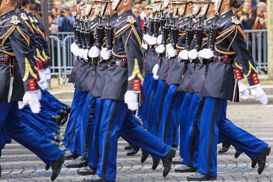 14juillet 2017: l'histoire de la fête nationale du 14juillet férié