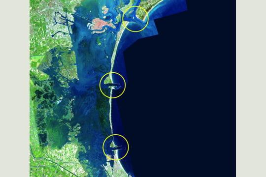 La solution: fermer la lagune de Venise