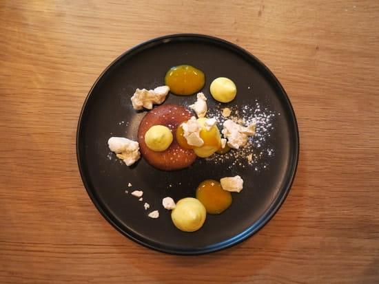 La Réserve  - La tarte au Citron -   © La Réserve