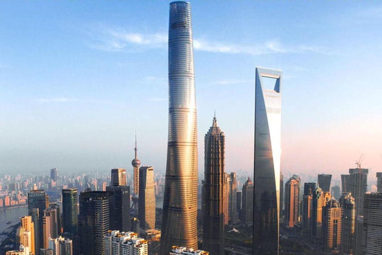 shanghai tower la deuxi me plus haute tour du monde plus pr s des nuages. Black Bedroom Furniture Sets. Home Design Ideas