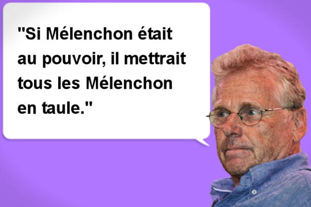Mélenchon contre Mélenchon