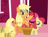 My Little Pony, les amies c'est magique ! : Un dragon à Poneyville