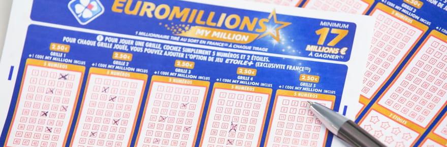 Résultat Euromillion - My Million: un joueur a-t-il remporté le tirage du 25avril 2017?
