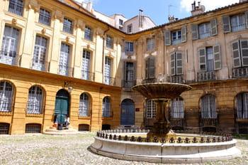 Aix en provence - Banque de france salon de provence ...