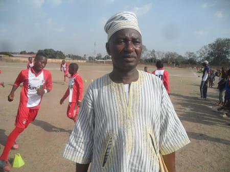 Mohamed Lamine Nabé