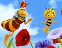 Maya l'abeille 3D : Au frais