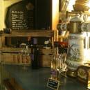 Restaurant : Le Père Vincent  - Le bar -
