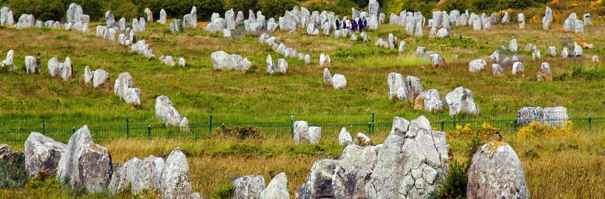 Les plus beaux dolmens et menhirs de France