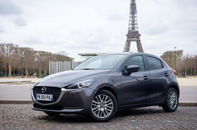 Essai Mazda 2: une petite citadine agile, la reine de la ville?