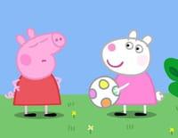Peppa Pig : Le saut en parachute
