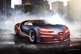 Les vraies voitures des super-héros