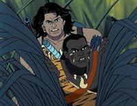 Conan l'aventurier : Un serpent autour de la Terre