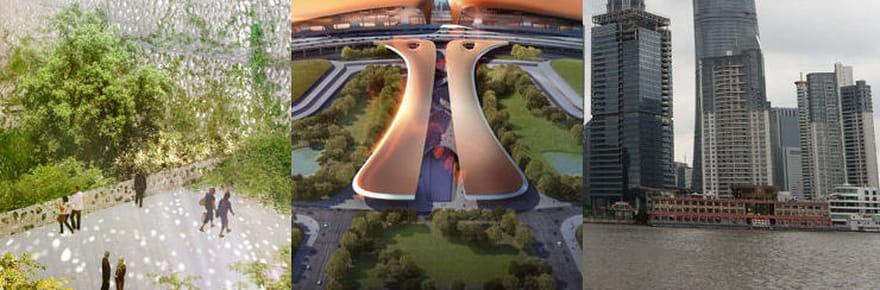 Ces projets colossaux vont changer laChine d'ici2020