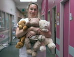 Urgences pédiatriques : leur métier, sauver nos enfants