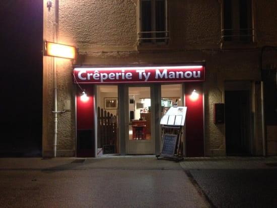 Restaurant : Crêperie Ty Manou
