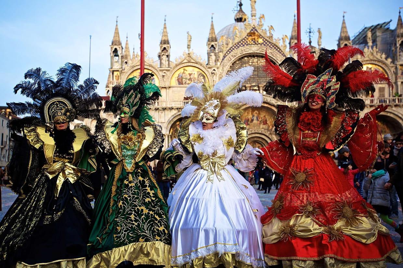 Exceptionnel de Venise : dates 2018, programme… La fête italienne démasquée QD68
