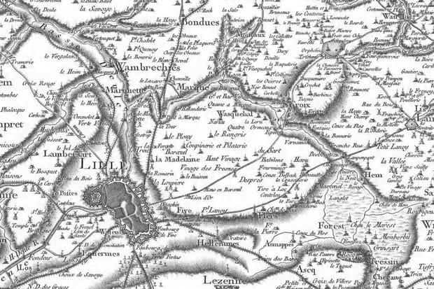 Lille au XVIIIe siècle