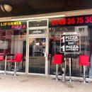 Restaurant : California Pizza  - Facade pizzéria -   © © Farid Mahiedine