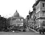 La Via della Conciliazione : Mussolini et le Vatican réconciliés