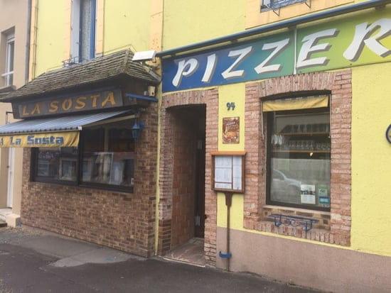 Restaurant : La Sosta