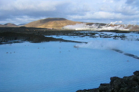 Le Blue Lagoon et la géothermie