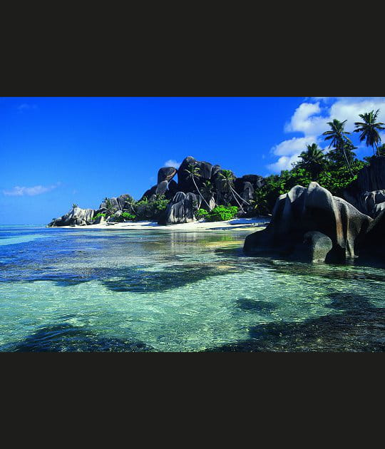 Un éden aux Seychelles