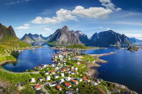 Villes, grands espaces... Les plus beaux endroits à visiter en Norvège