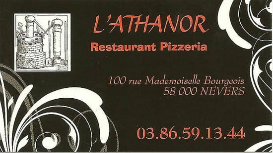 Restaurant : Athanor